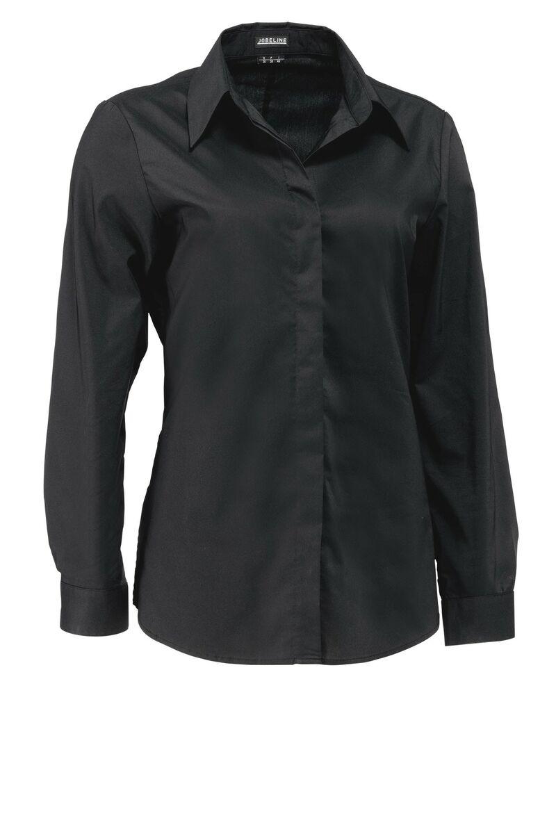 paitapusero naisille fiore pitk hiha musta resta24